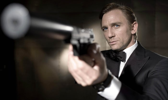 For Daniel Craig There's No Time To Die